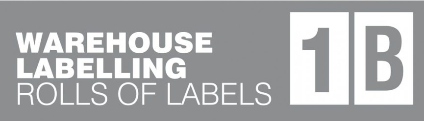 Warehouse and Factory Labels