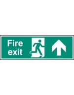 Fire Exit - Up / Straight on