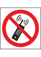 No Mobile Phones (Symbol)