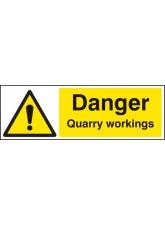 Danger Quarry Workings