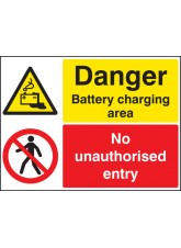 Battery Charging- No Unauthorised Entry