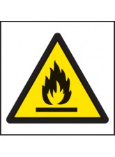 Flammable Symbol