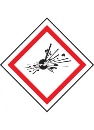 GHS Labels - Explosive