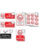 Smoking Pack for Medium Workplace (25 Employees)