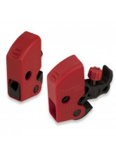 Universal Miniature Circuit Breaker Lockout Device - No Tool Needed