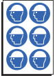Safety Helmet Symbol