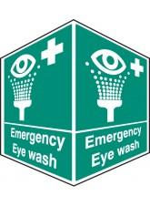 Emergency Eye Wash - Projecting Sign