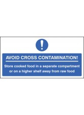 Avoid Cross Contamination