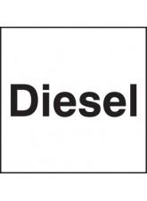 Diesel 150x150mm Self Adhesive