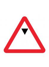 Maximum headroom class RA1 750mm triangle