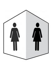 Ladies Symbol - Projecting Signs