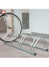 Bicycle Rack for 3 (HxWxD): 255 x 720 x 330mm