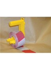 Barrier Tape Dispenser