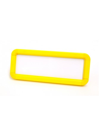 Yellow Suspended Frames