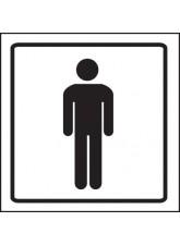 Gents Symbol - Visual Impact Sign