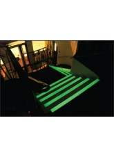 Anti-Slip Photoluminescent Stairnosing - 70 x 30 x 1000mm