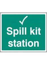 Spill Kit Station