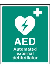 AED Automated External Defibrillator