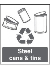 Steel Cans & Tins